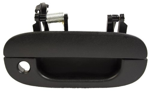 OE Replacement Dodge Pickup Front Passenger Side Door Handle Outer (Partslink Number CH1311102)
