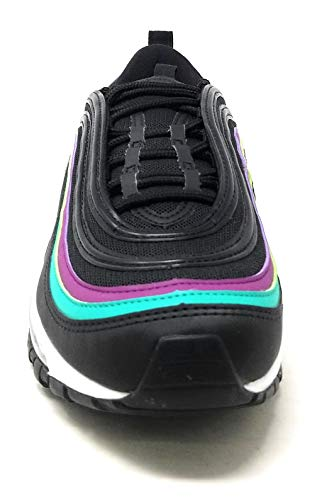 Chaussures Gymnastique bright 97 Air Max Femme black Emerald De Wo Nike Grape Multicolore black 008 clear w1qIvxYt1