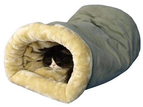 - Armarkat Sage Green Cat Bed Size, 20-Inch by 14-Inch