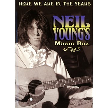 DVD : Neil Young - Here We Are in the Years (DVD)