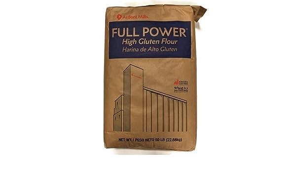 Amazon com : Ardent Mills Full Power High Gluten Flour 50