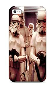DanRobertse Fashion Protective Star Wars Tv Show Entertainment Case Cover For Iphone 5c