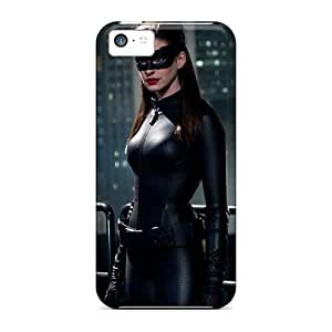 Hot Anne Hathaway Catwoman Dark Knight Rises First Grade Phone Cases For Iphone 5c Cases Covers