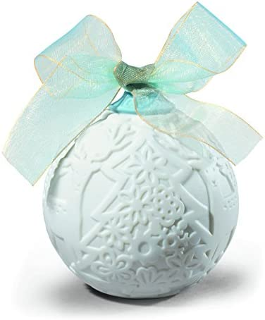PHERAL FIT Lladro 2016 Annual Christmas Ball Ornament 18411