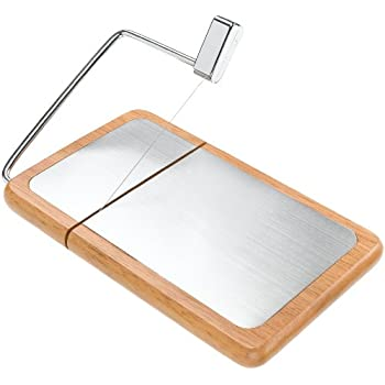 Amazon Com Prodyne Mw 805 Metal Wood Cheese Slicer