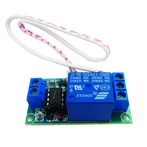 8 Channel 12V Relay Module Board Optocoupler Protection Power - 8