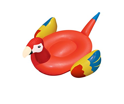 Swimline Giant Parrot Pool Float]()