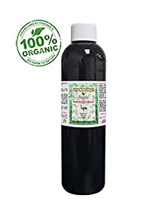 Emu Oil - Organic Cold Pressed 100% Pure Natural 8 oz