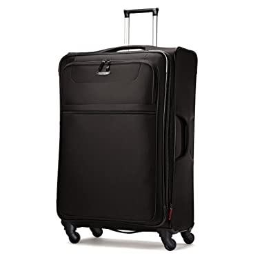 Samsonite Lift Spinner 29 Inch Expandable Wheeled Luggage, Black, One Size