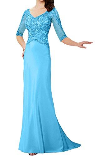 Ivydressing - Vestido - Estuche - para mujer Azul