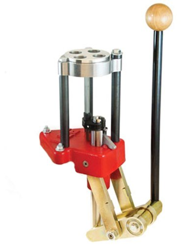 Lee Precision Classic Turret Press (Red) by LEE PRECISION