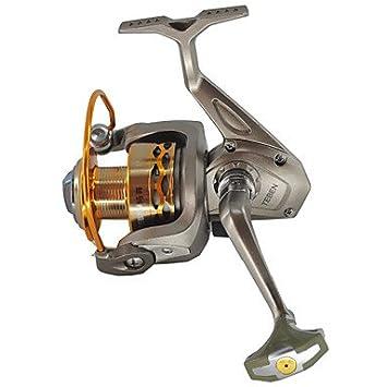 Carrete de TY Pesca Pesca Spinning 5.1:1 8.0 Rodamientos de Bolas ...