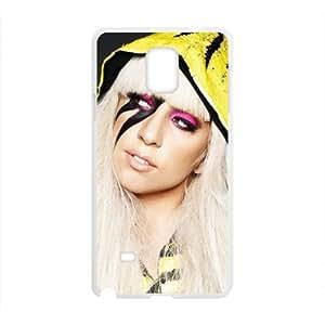 DASHUJUA Lady Gaga Design Personalized Fashion High Quality Phone Case For Samsung Galaxy Note4