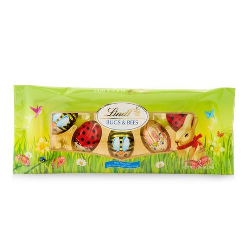 chocolate bugs and bees 5 pack figures
