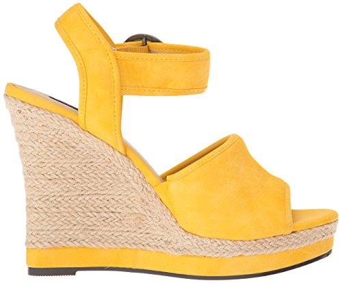 Michael Antonio Kvinders Galleria Espadrille Kile Sandal Gul Y8UJmw2pkG