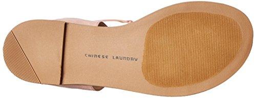Micro Women's Laundry Chinese SU Blush Galactic Gladiator Suede Sandal zBt5qHwU