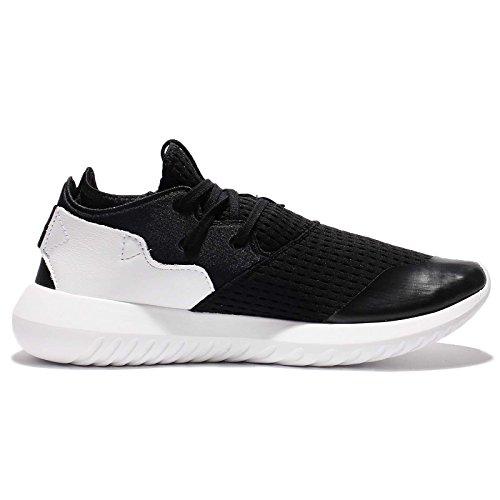 adidas Women's Tubular Entrap W, Black/White/Black, 6 M US