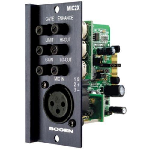 Bogen Microphone Cable (Bogen Microphone XLR Input Module MIC2X)