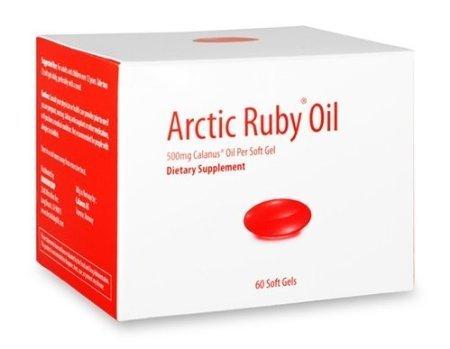 (Arctic Ruby Oil)