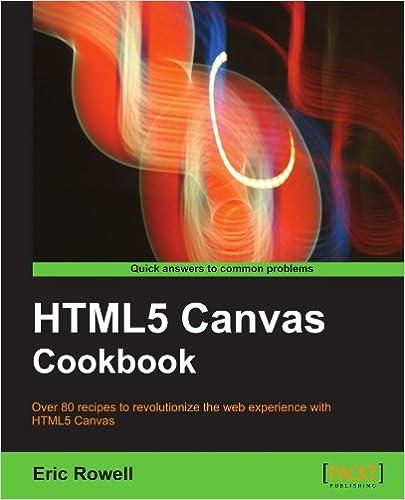 Book HTML5 Canvas Cookbook