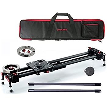 Shark Slider S1 Special Bundle: Extra Auxiliary Weight, Carrying Case, Extension Rods and Extra Belt
