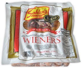 Sahlen's Natural Casing Hot Dogs
