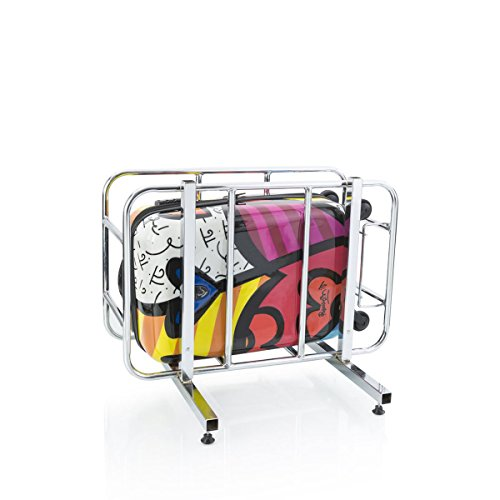 Romero Britto Luggage 22'' a New Day Spinner Wheels Carry-on by Heys (Image #5)