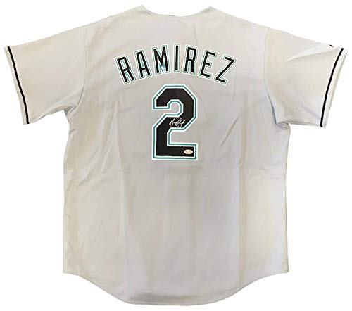raphed Authentic Florida Marlins Grey Jersey ()