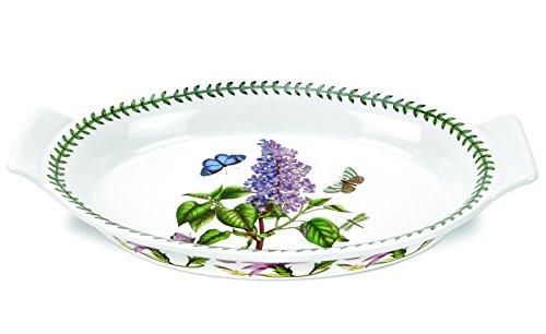 (Portmeirion Botanic Garden Oval Gratin Dish, Large)