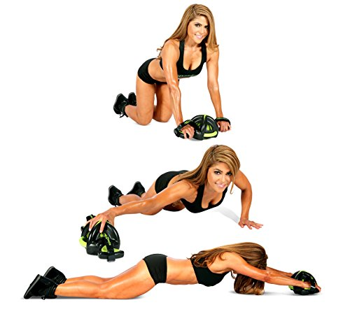 AbDominatorWheel: Ab Workout Exercise Equipment