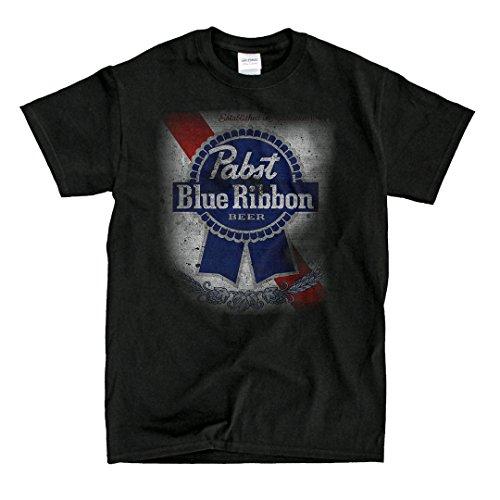 hot-chrome-mens-pabst-blue-ribbon-mens-t-shirt-x-large-black