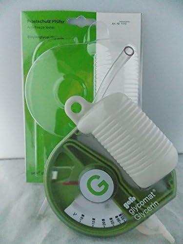 Gefo Glycomat 1100a Frostschutzprüfer Auto