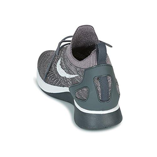 Scarpe Running Nike Racer Flyknit Uomo White Gunsmoke 009 atmos Air Multicolore Zoom Mariah UqYBXSq