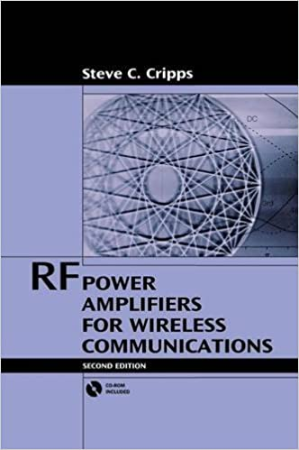 RF Power Amplifiers for Wireless Communications, Second Edition (Artech House Microwave Library (Hardcover)) 2nd Edition by Steve C. Cripps  PDF Download