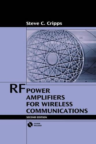 RF Power Amplifiers for Wireless Communications (Artech House Microwave Library (Hardcover))