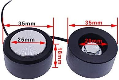 Wang Engraving Machine Tool Setting Z Axis/Zero Setting Cnc Mach3 Touch Plate Z-Axis Tools Setting Auto-Check Probe Sensor
