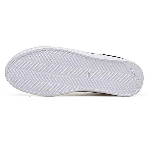 en Chaussure JRenok Sport Blanche Femme Basket Confortable Chaussure Blanc 39 Printemps Petite Cuir de Sneaker au Mode 35 nYfrYzwpq