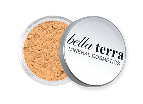 Bella Terra Cosmetics - Mineral Foundation - ALL COLORS & SHADES - 2 gram (Latte Shade)