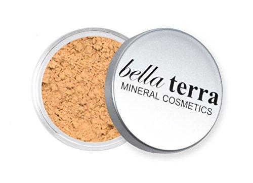 Bella Terra Cosmetics - Mineral Foundation - ALL COLORS & SHADES - 2 gram (LATTE)