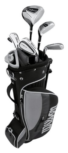 Wilson Profile Junior Set (Black, Large), Outdoor Stuffs