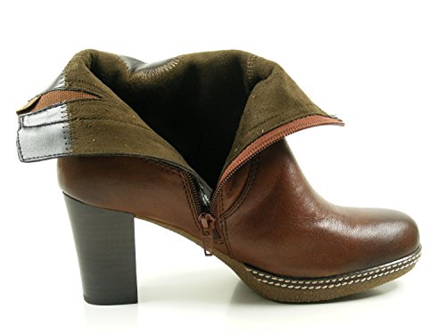 SIMMONS Brown HEELED BOOT ANKLE W17 GABOR rwPHS7qgr