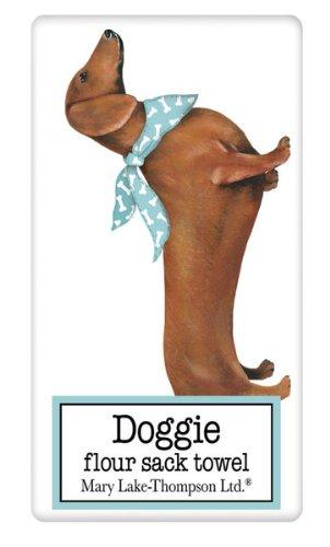 UPC 879698066342, Mary Lake-Thompson - Dog Everyday Dachshund Bagged Towel