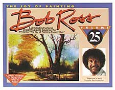 Bob Ross the Joy of Painting Book 25