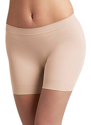 jockey-womens-underwear-skimmies-short-length-slipshort-cream-blush-s