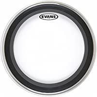 Evans EMAD2 Clear Bass Drum Head, 22 Inch