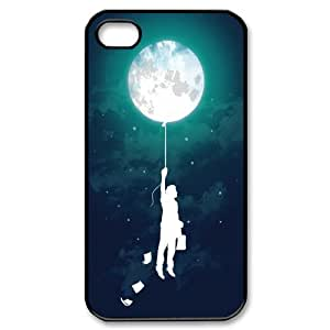 Burn Book Phone Case Back Cover For Iphone 4 4S case cover FNWT-U895504
