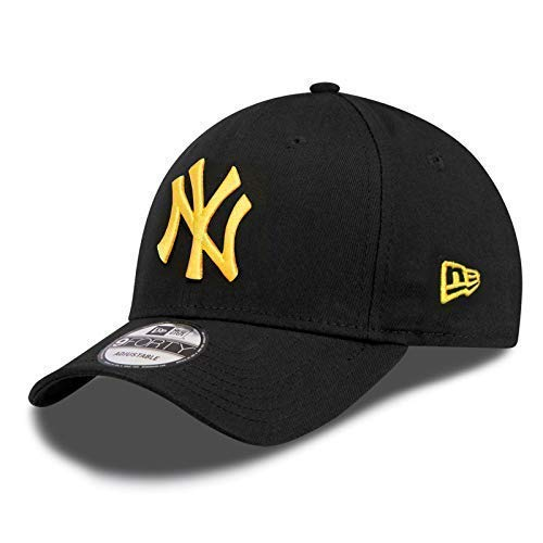 Unbekannt New Era 9forty Strapback Gorra MLB New York Yankees 2941, OSFA (One Size