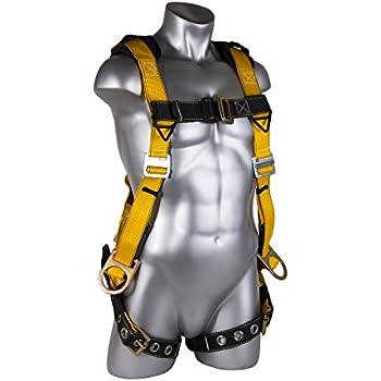 guardian fall protection 11167 xl xxl seraph universal harness with rh amazon com Guardian Fall Protection Catwalk Guardian Fall Protection Anchors