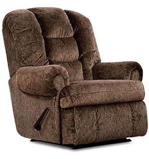 Amazon.com: Stallion Comfort King Chaise Wallsaver Recliner Color ...