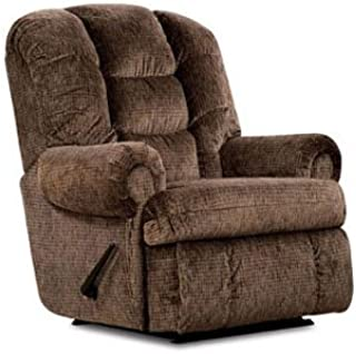 Lane Stallion Comfort King Wallsaver Recliner with Heat and Massage. ($200.00 value) Brown  sc 1 st  Amazon.com & Amazon.com: Simmons Upholstery Aegean Heat and Massage Rocker ... islam-shia.org